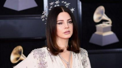 Lana Del Rey İsrail konserleri iptal etti