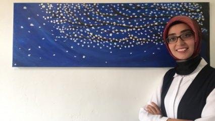 Fransa'daki Türk kadınlarını çizdi