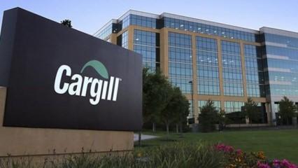 Türkiye Cargill'ın tedarik merkezi oldu