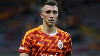 Galatasaray'dan açıklama! Muslera'nın sözleşmesi...