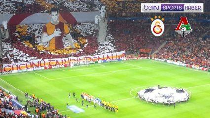 beIN Sports Haber (Galatasaray L.Moskova) Şampiyonlar Ligi maçı!