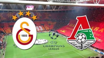 Galatasaray Lokomotiv Moskova maçını veren yabancı kanallar ve frekansı!