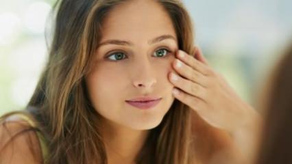 Gözenek sıkılaştıran doğal maske tarifleri