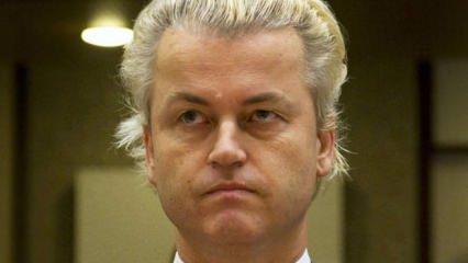 Irkçı Wilders'tan skandal teklif: Camiler kapansın