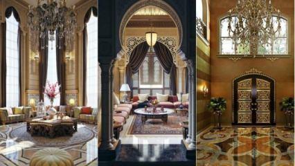 Sezonun trend Osmanlı dekorasyonu