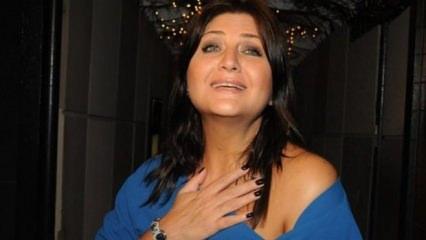 Sibel Can konseri iptal olmasın diye dua etti