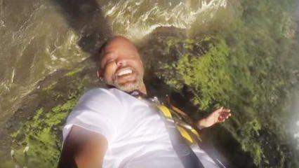 Will Smith yaş gününde ölüme atladı