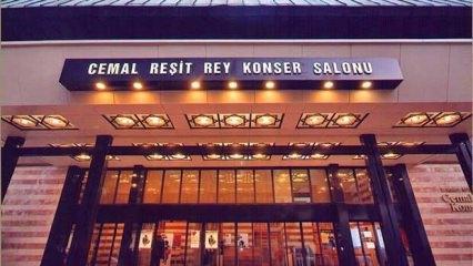Cemal Reşit Rey'de anlamlı sezon açılışı