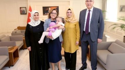 Fatma Şahin'den alkışlanacak hareket!