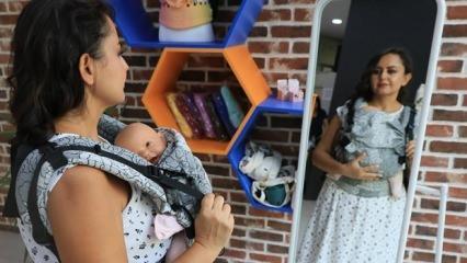 Girişimci annenin ihracat başarısı
