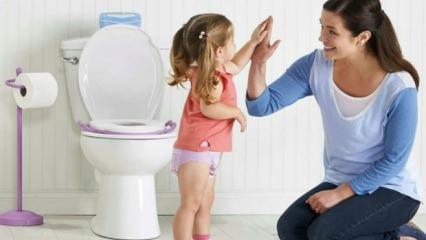 Tuvalet eğitiminde 3 gün kuralı nedir? Tuvalet eğitimi ne zaman verilir, kaç yaşında başlar?