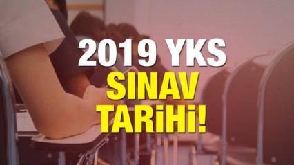 YKS sınavına tam kaç gün kaldı? TYT ve AYT sınav tarihleri... 2019