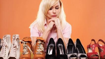 Yanlış ayakkabı seçiminin neden olduğu hastalıklar