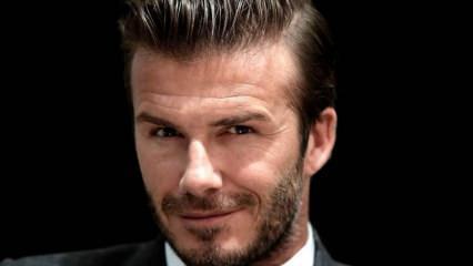 """David Beckham: """"Evli olmak her zaman zor iştir"""""""