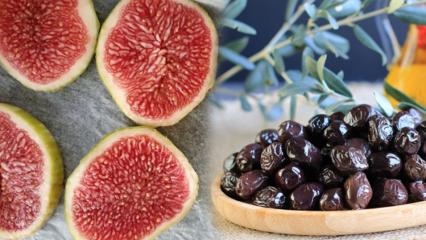 Virüslerin baş düşmanı: İncirin faydaları nelerdir? İncir sütü ve kuru incir ne işe yarar?