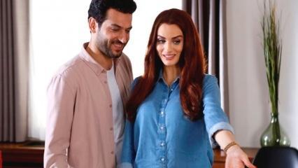 Murat Yıldırım'dan eşine doğum günü sürprizi