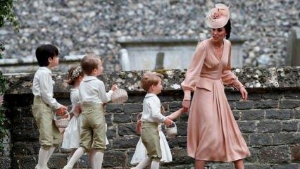 Prenses Kate Middleton teyze oldu