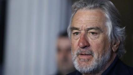 ABD'li aktör Robert de Niro'ya şüpheli paket gönderildi