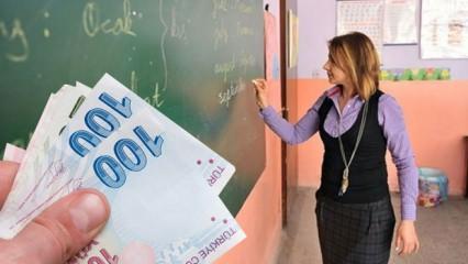 24 Kasım'da MEB öğretmenlere maaş ikramiyesi verilecek mi?