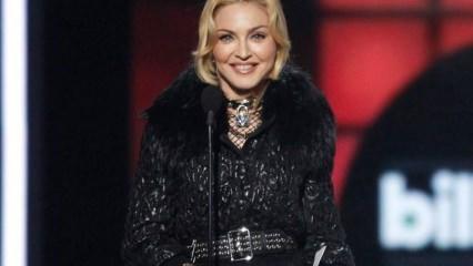 Madonna'dan 810 bin TL'ye aşçı ilanı