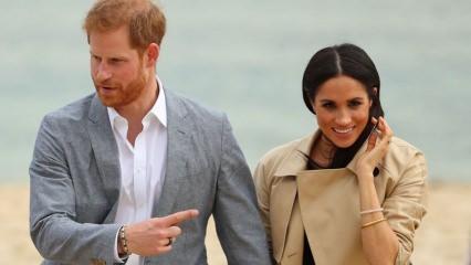Prens Harry'nin parmağındaki yüzüğün sırrı!