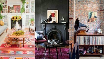 Retro ev dekorasyonu nasıl yapılır?