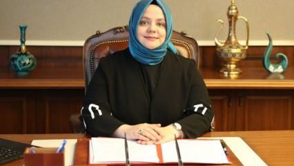 Bakan Selçuk: Kadına şiddete sıfır tolerans