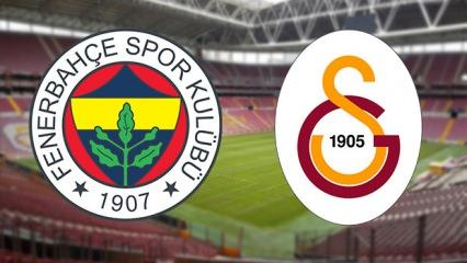 Fenerbahçe - Galatasaray maçı nasıl canlı izlenir?