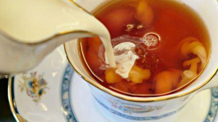 İngiliz sütlü çay nedir? İngiliz çayı nasıl yapılır? Evde İngiliz çayı yapımının püf noktaları