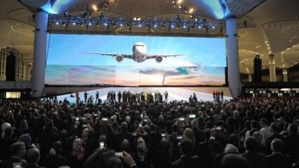 İstanbul Havalimanı'nı kullanacaklara güzel haber!