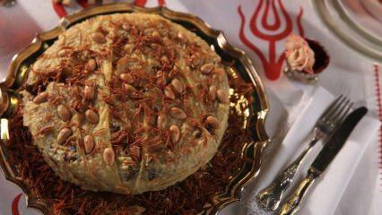Pratik Buhara pilavı nasıl yapılır?