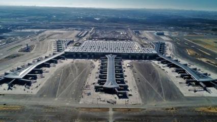 Türk Telekom Yeni Havalimanı'nı dünyaya bağlayacak