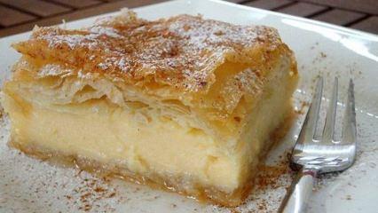Yunan tatlısı nasıl yapılır?
