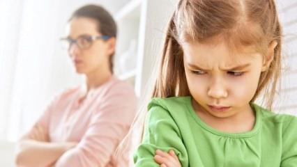 Çocuğunuz sizinle konuşmak istemiyorsa ne yapılmalı?