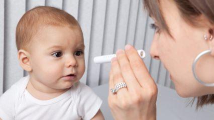 Bebeklerde göz kayması neden olur?