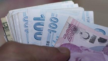 Merkez rakamı açıkladı! Asgari ücret oranı en az...
