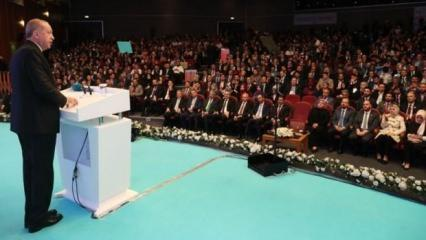 Başkan Erdoğan: Özellikle takip ediyorum
