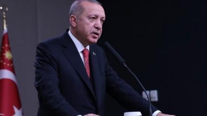 Erdoğan'dan çok sert 'S.Arabistan' açıklaması!