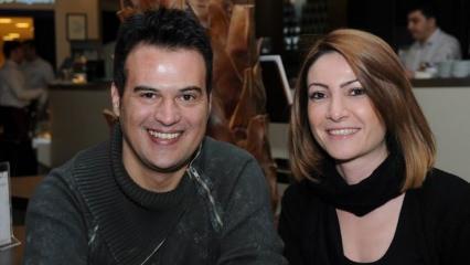 Hakan Peker eşi Arzu Öztoprak'tan boşandı!