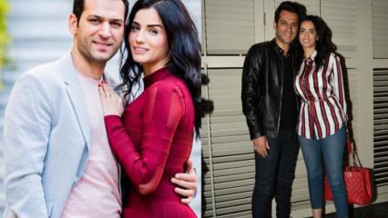 Murat Yıldırım eşi İmane'ye olan aşkını reklam filminde anlattı