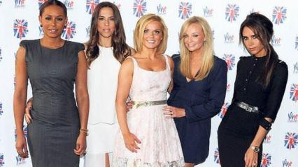 Victoria Beckham'dan Spice Girls'e büyük darbe