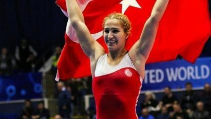 Buse Tosun Dünya şampiyonu oldu!