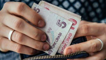 Düğmeye basıldı! Emekliye 400 lira zam