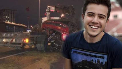 Ünlü fenomen Semih Varol trafik kazazı geçirdi!