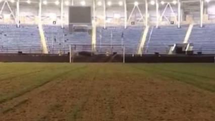 Beşiktaş'ı şoke eden görüntü!