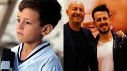'Babam ve Oğlum'un Deniz'i o filmin galasına katıldı