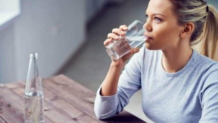 Çok su içmek zararlı mıdır?