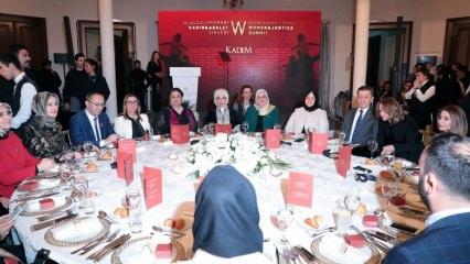 """Türkiye ile Filistin arasında """"kadınlar için"""" iş birliği"""