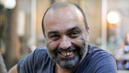 Ünlü oyuncu Ayhan Taş boşandı