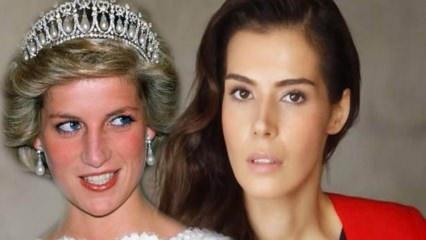 Ünlü oyuncu Hatice Şendil: Lady Diana olmak isterim